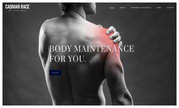 Cadman Race - Sheffield Website Designers