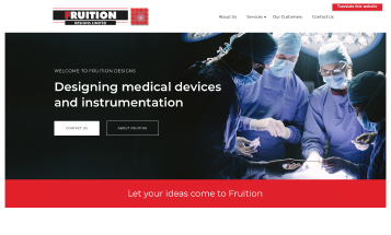 Fruition Designs - Sheffield Website Designers
