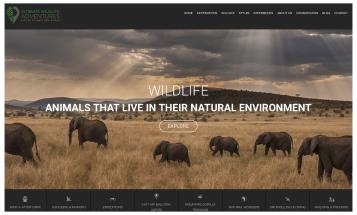 Ultimate Wildlife Adventures - Sheffield Website Designers