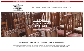 Dronfield Antiques Sheffied