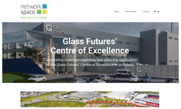 Glass Futures - Sheffield Website Designers