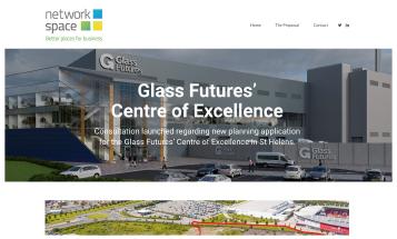 Glass Futures - Sheffield Website Designers